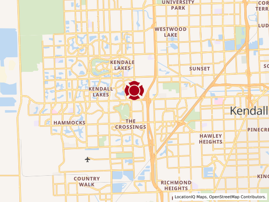 Map of Kendall #957