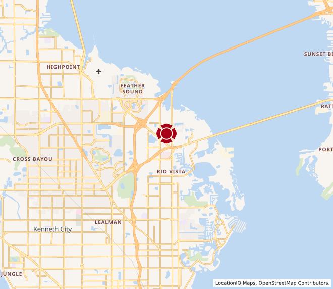 Map of Gateway St. Pete #559