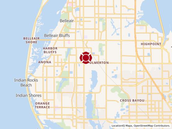 Map of Largo Mall #744