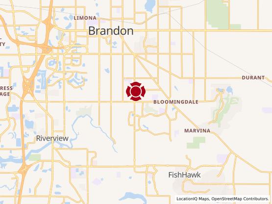 Map of Bloomingdale #303