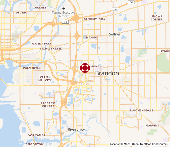 Map of Brandon #157