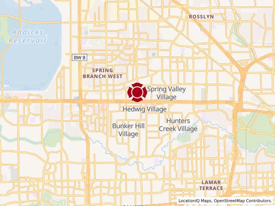 Map of Echo Lane #390