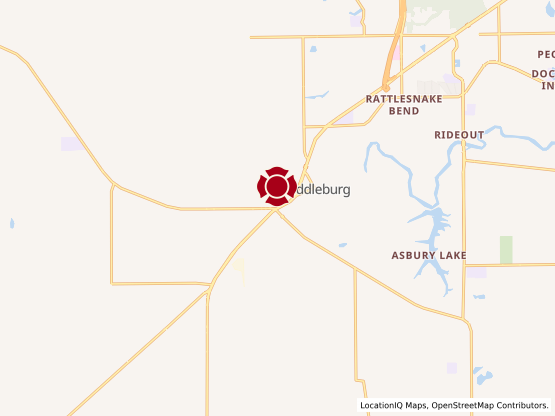 Map of Middleburg #32