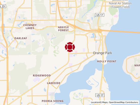 Map of Kingsley #8