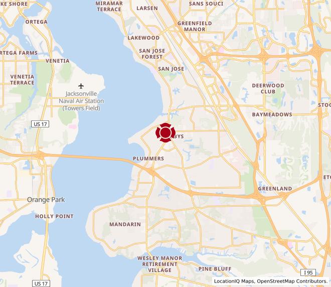 Map of Mandarin #1
