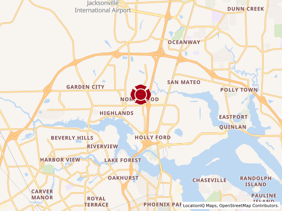 Map of Dunn #94