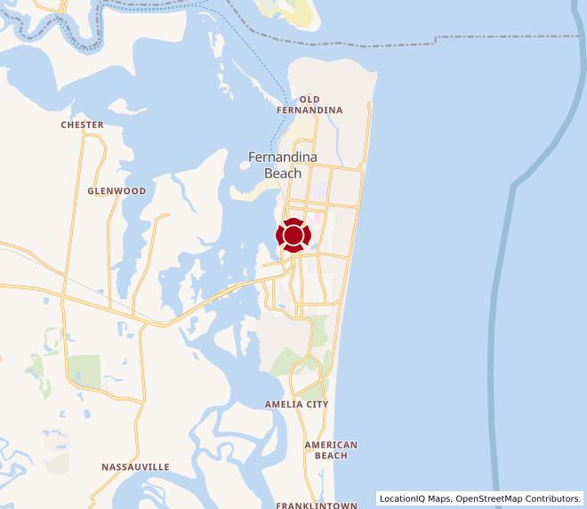 Map of Fernandina #27