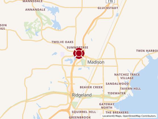 Map of Madison Forum #1352