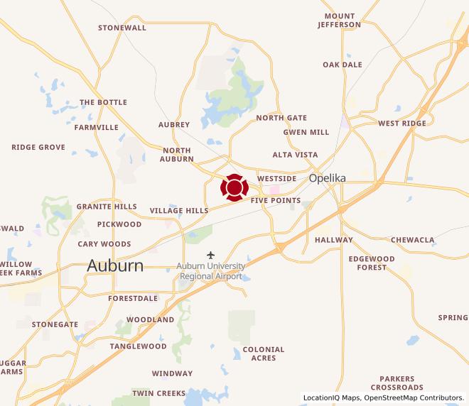 Map of Opelika #111