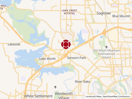 Map of Lake Worth #469