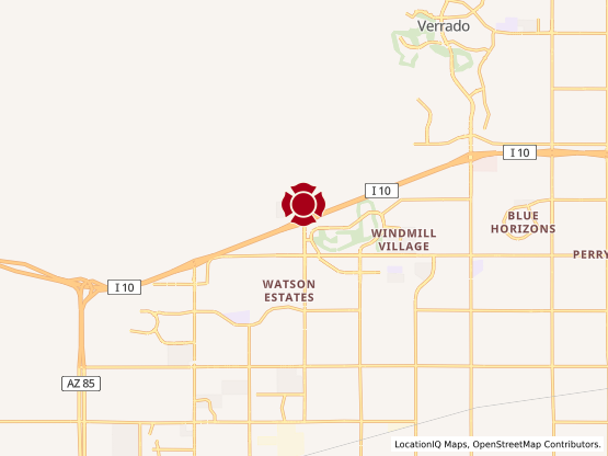Map of Watson Marketplace #1068