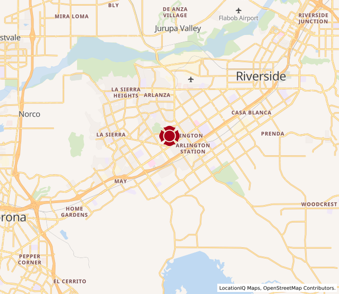 Map of The Brickyard #1822