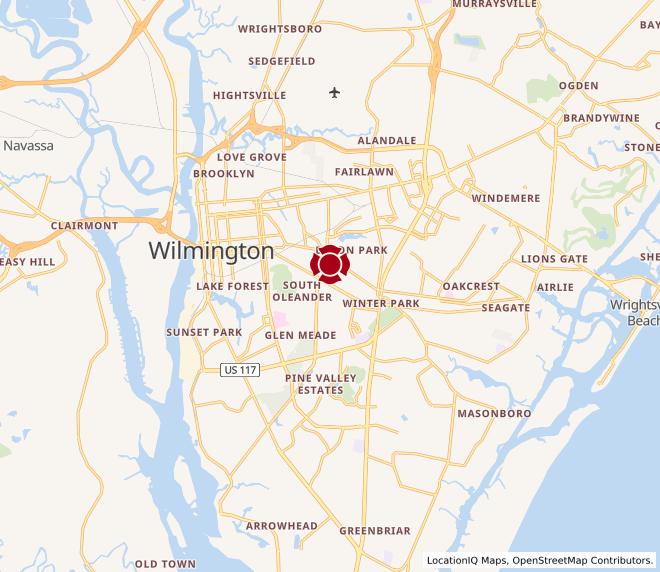 Map of Oleander #276