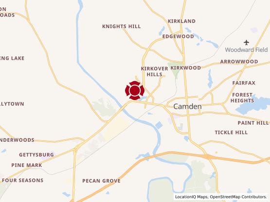 Map of Camden #1351