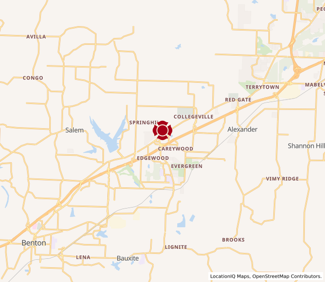 Map of Bryant #69