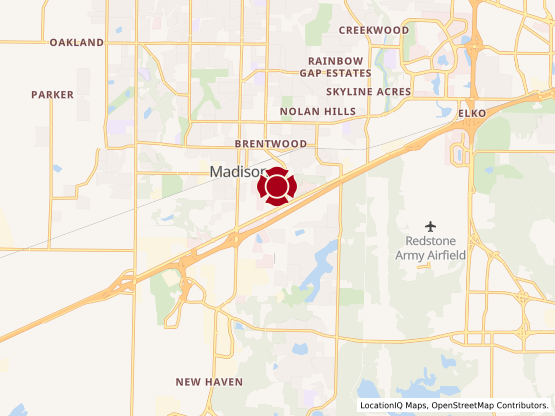 Map of Madison #341