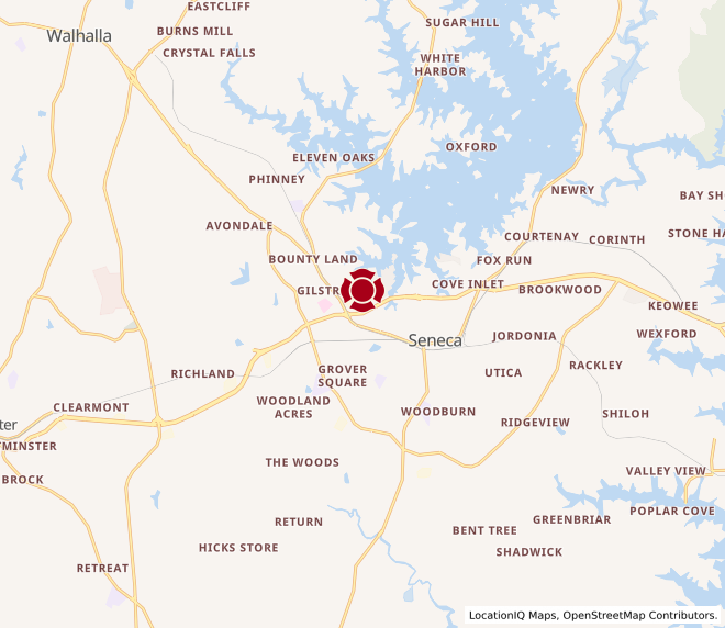 Map of Seneca #367