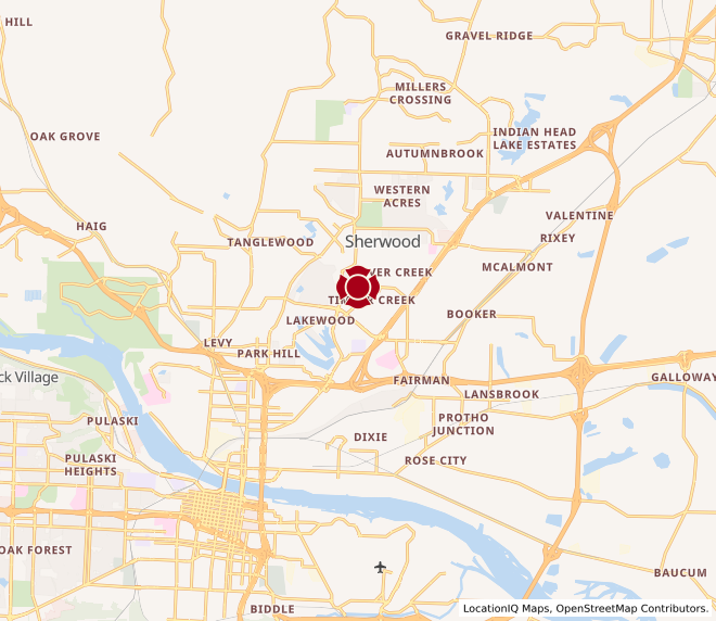 Map of Lakewood #21