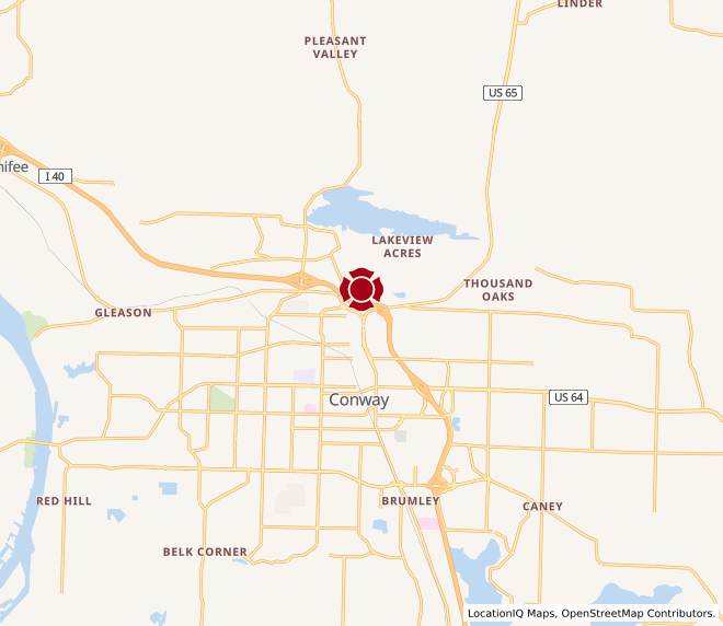 Map of Conway #22