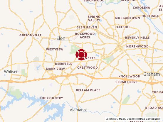 Map of Burlington #752