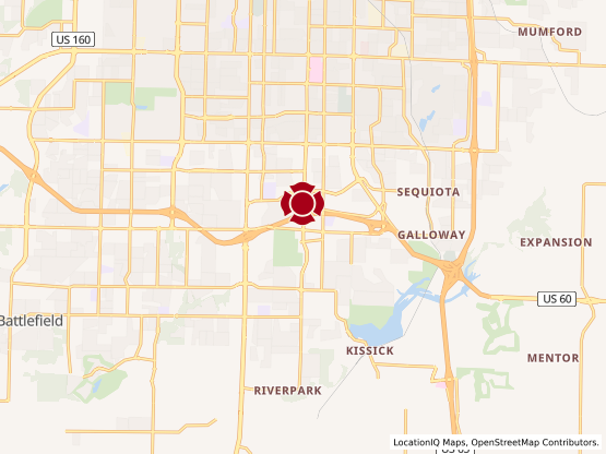 Map of Twin Oaks #906