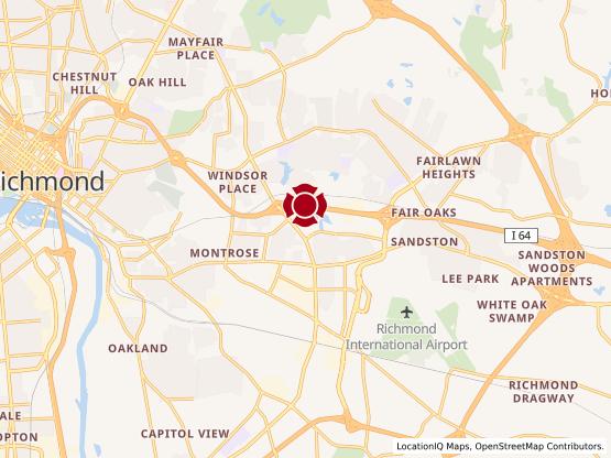 Map of White Oak #422