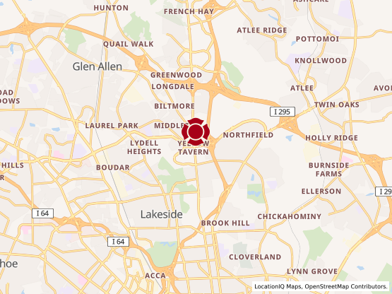 Map of Parham One #591