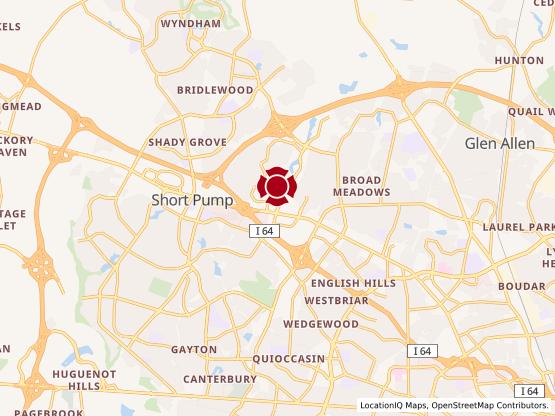 Map of Innsbrook Shoppes #285