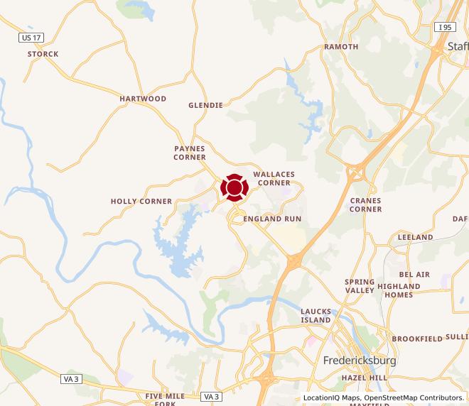 Map of Berea Market #851