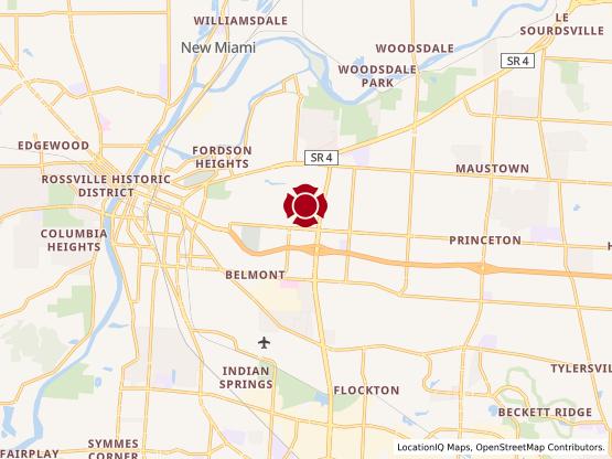 Map of Bridgewater #1332