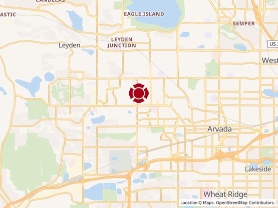 Map of Ralston Plaza #1423