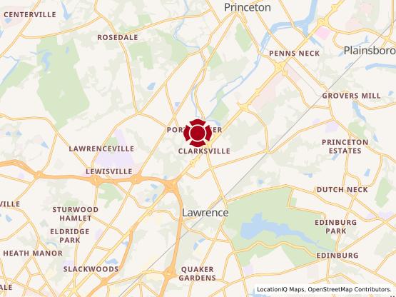 Map of Mercer Mall #829