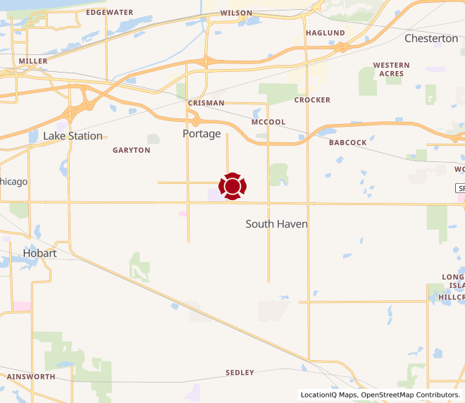 Map of Portage #775