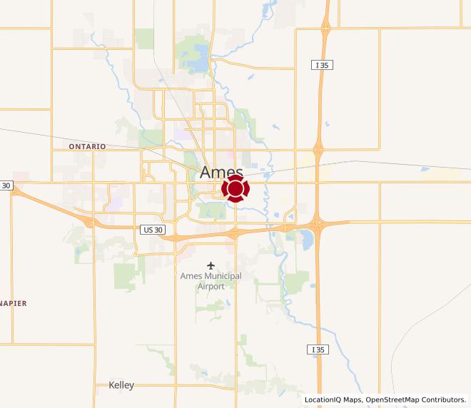 Map of Ames Duff #1224