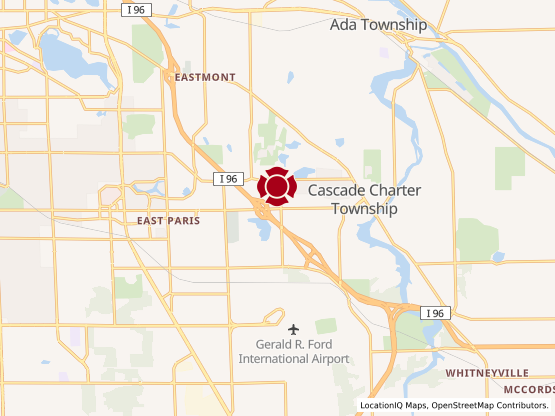 Map of Cascade #1295