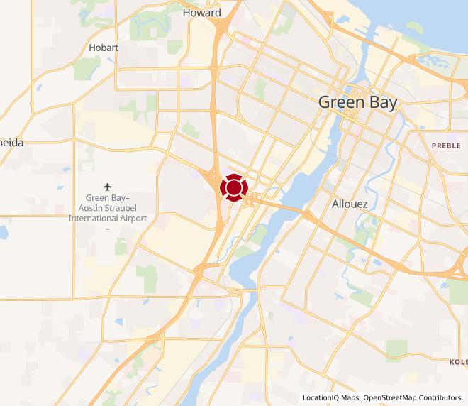 Map of Oneida Centre #628
