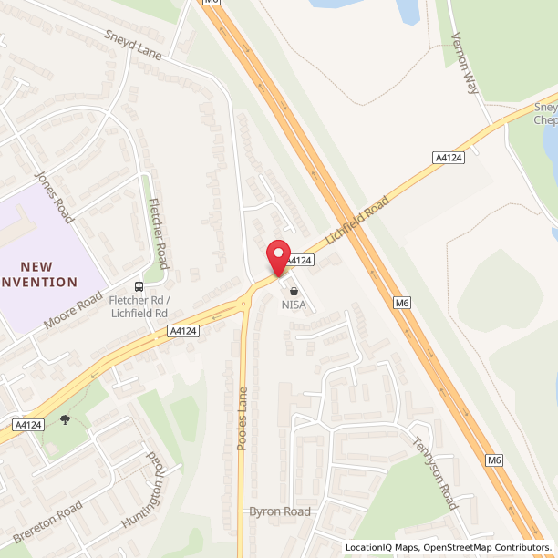 Nearest Service Station >> Opening Hours For Texaco In West Midlands 274 278 Lichfield