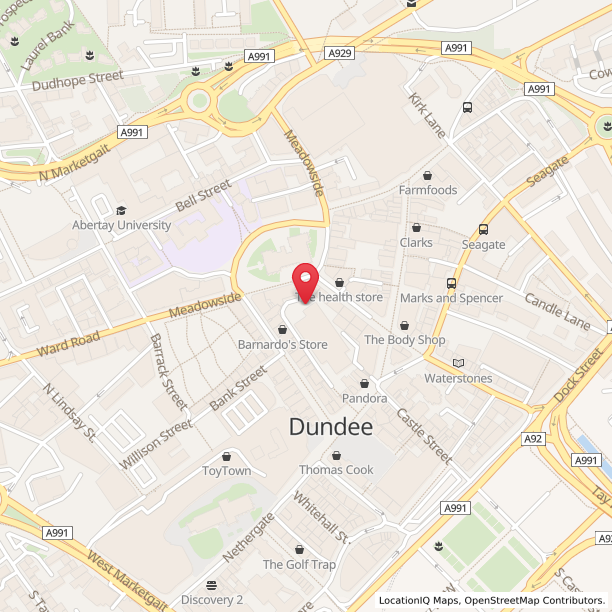 Opening Hours for Topps Tiles in Dundee City, Dundee | Opening Times ...